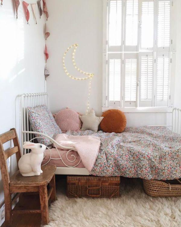 DIE SCHÖNSTEN KINDERZIMMER VON INSTAGRAM; FEBRUAR   – Interior – Bedroom Girl
