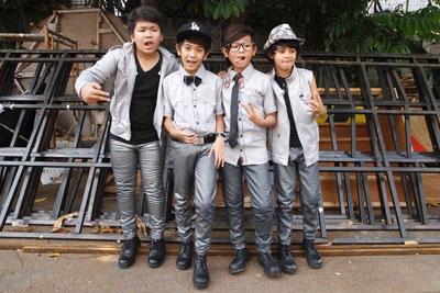 Coboy Junior The Movie Shooting di Korea dan Indonesia