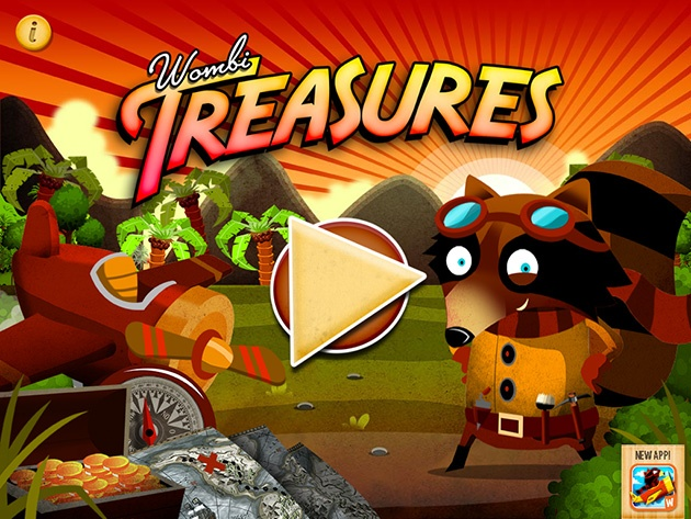 Wombi Treasures Review  http://www.sweetkidsapps.com/wombi-treasures-review/