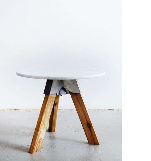 Henry-Sidetable: A3 Joint Unites, Henry Sidetable, Limitless Form, Simple Function, Side Tables, Unites Simple, Henry Wilson S