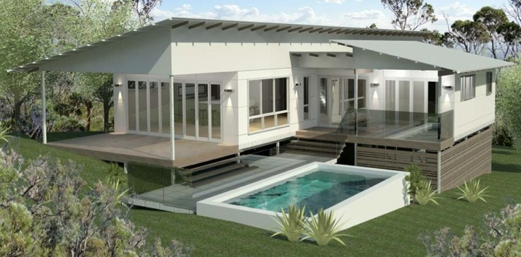 Bush beach house designs house design for Bush house designs