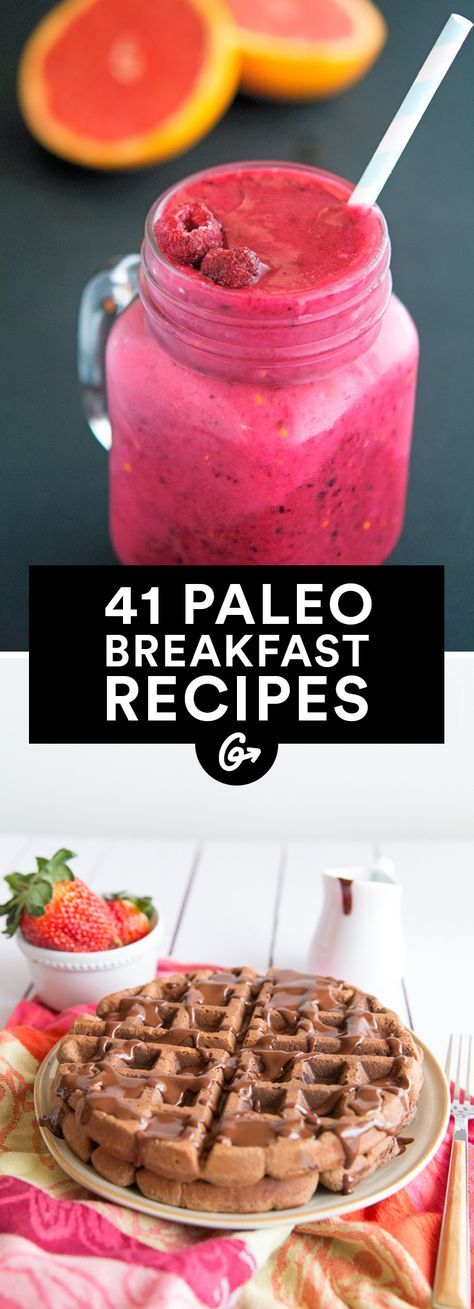 No grains? No dairy? No problem with these healthy and delicious Paleo recipes for waffles, muffins, casseroles, and much more.