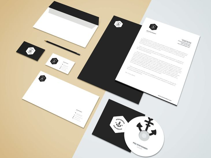 Branding-Stationery Mockup Vol.5 preview