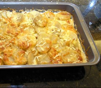 Zapekané zemiaky