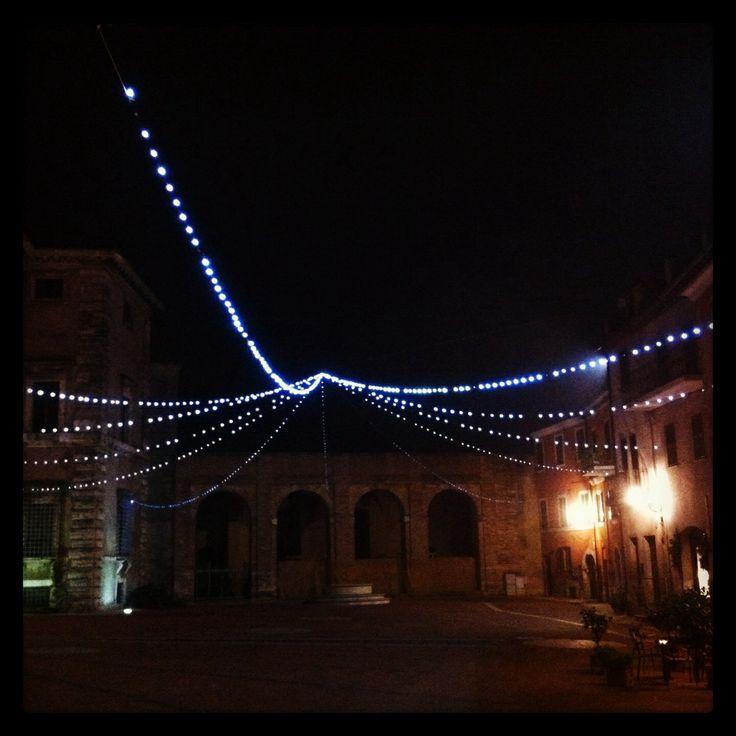 Xmas in Acquasparta, Umbria
