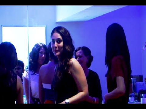 Kareena Kapoor's unseen LEAKED VIDEO from a private party in a hotel.