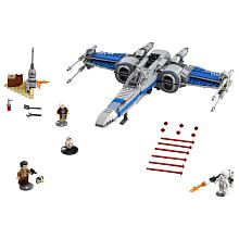 LEGO Star Wars Resistance XWing Fighter#153; (75149)