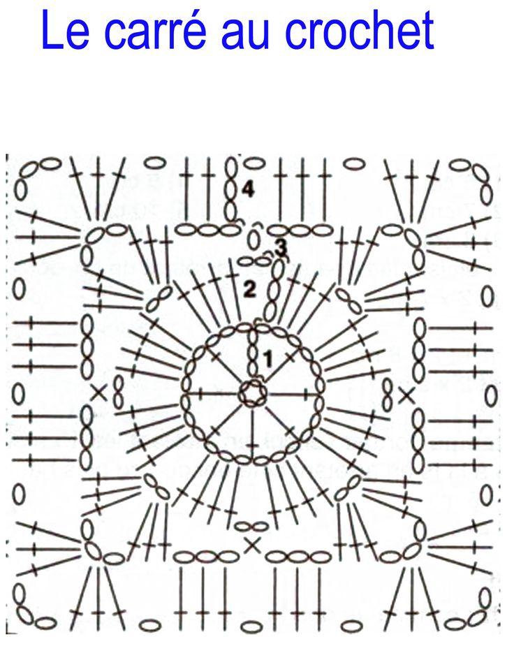 Le carré au crochet carré-au-crochet-236x300                                                                                                                                                      Plus