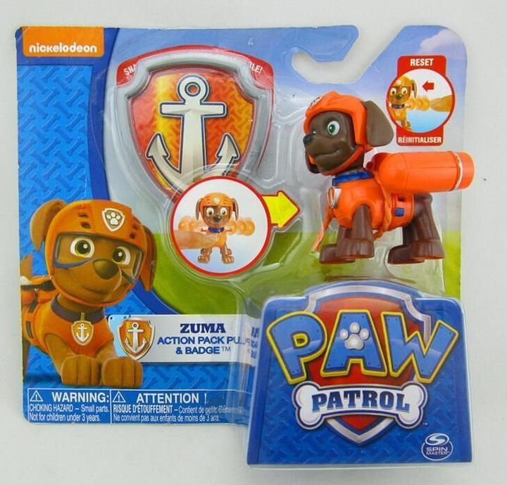 Paw Patrol Deformation Dog Action Figure Pack Pup Shield Kids Gift Toy Doll A05  | eBay