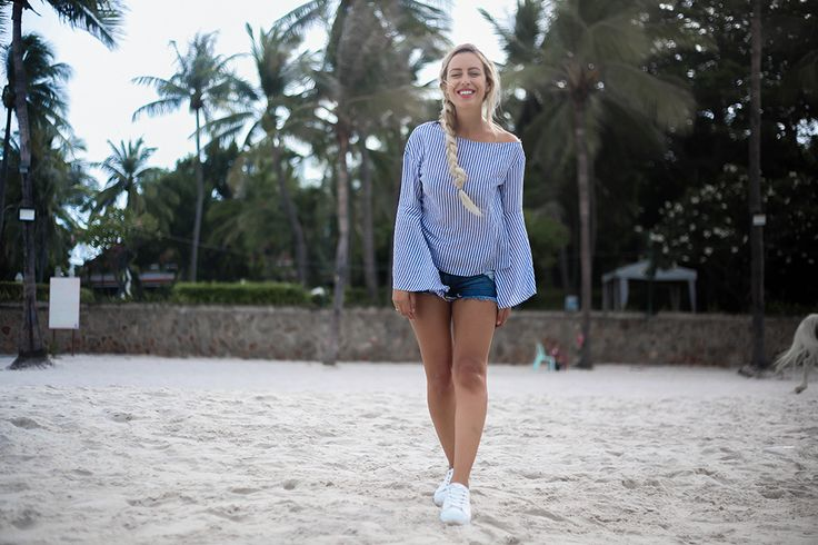 Photo de Caroline en Thaïlande! Vous la retrouverez sur son blog, emporter dans son voyage! <3