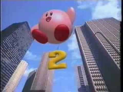 Kirby's Dream Land 2 Japanese TV Commercial