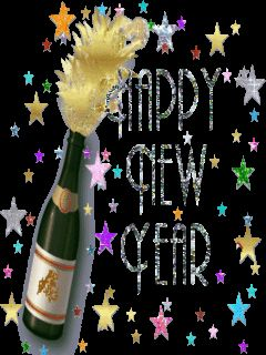 Great Animated Happy New Year GIF | Animations A2Z   Animated Gifs For A Happy  New Year