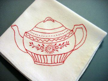27 best images about embroidery tea coffee on pinterest - Free embroidery designs for kitchen towels ...