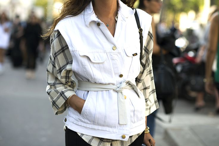 In(vesting) for fall - get it?? #PFW Polaris Journal.
