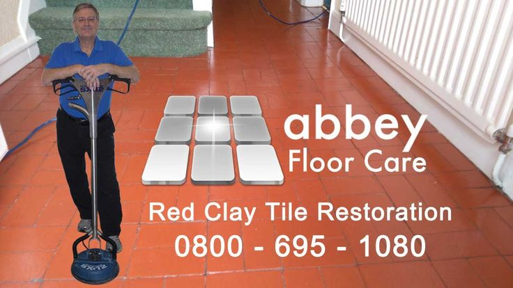 If you need help with cleaning quarry tiles or any other kind of stone floor restoration to a beautiful finish call Abbey. They Bringing The Beauty Back To Red Clay Tiles. Hire them today.  #RedClayTiles
