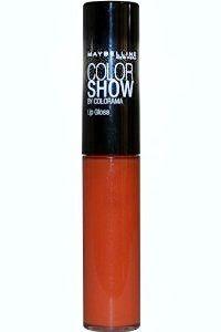 Απόκτησε ακαταμάχητη λάμψη και αίσθηση πολυτέλειας με τοMaybelline Color Show Lipgloss!Έναlip glossμε καθαρές χρωστικές που δίνουν πλούσιο χρώμα και με ενυδατικό νέκταρ μελιού, που δίνει βελούδινη αίσθηση στα χείλη.Tip:Για πιο έντονο χρώμα, συνδυάστε το με το Μaybelline