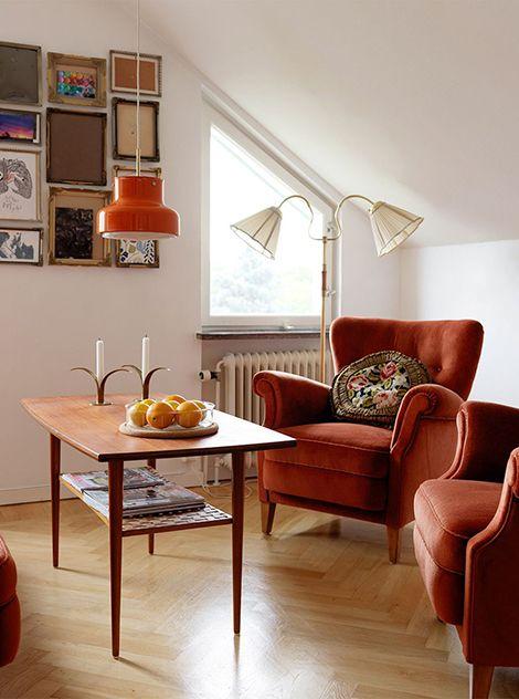 Binnenkijken in twee mooie appartementjes vol vintage