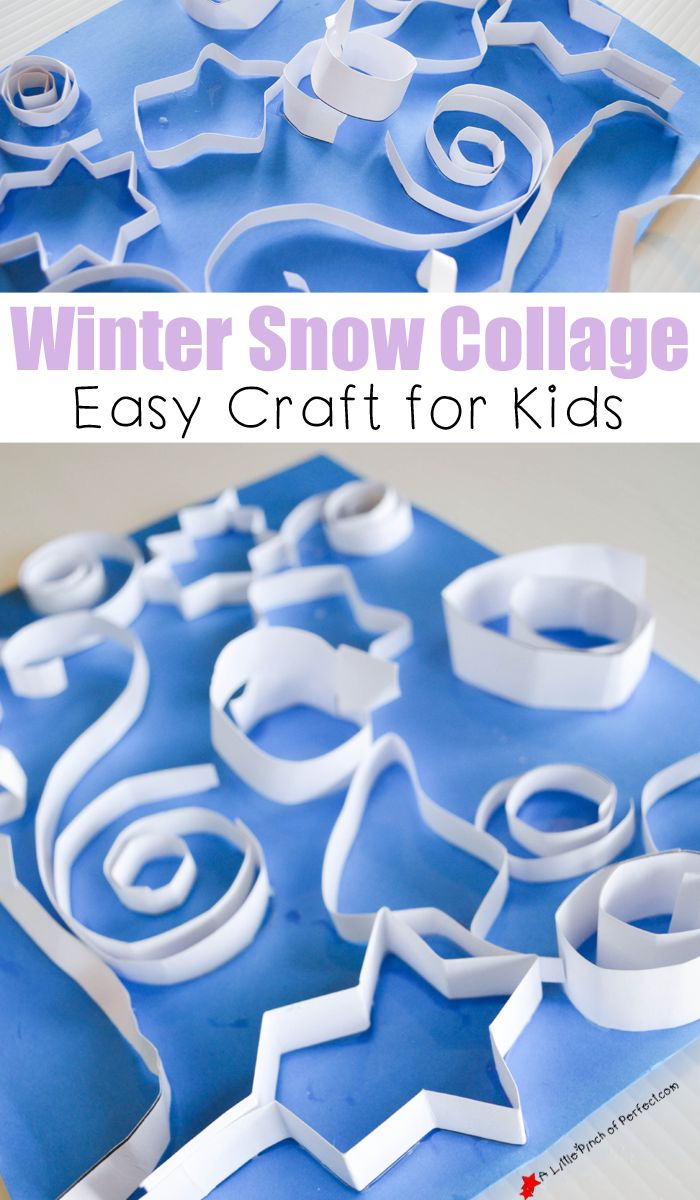 Easy Winter Kids Crafts That Anyone Can Make: 469 Best Images About Snow Adorable Winter Crafts On Pinterest