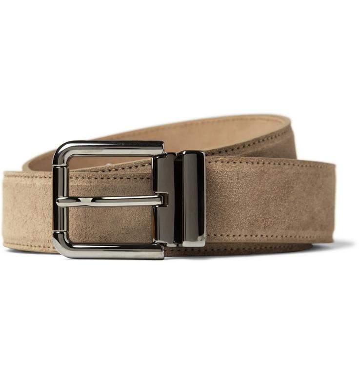 DOLCE & GABBANA  SUEDE BELT: Men S Style, Gabbana Suede, Men S Fashion, Por Man, Men Accessories, Dolce & Gabbana, Ka Everyday, Style Pinboard, Leather Belts
