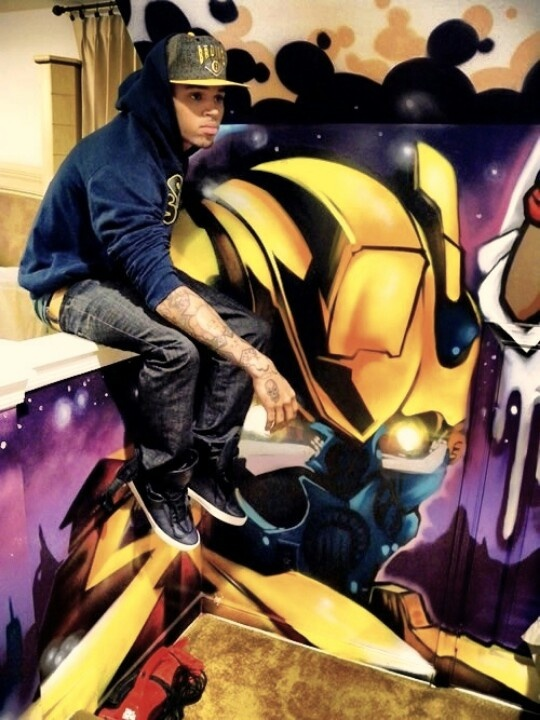 Chris Brown <3