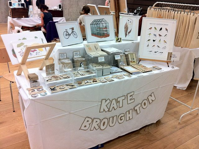 stall at Nottingham Contemporary craft fair 2011 | Flickr - Photo Sharing!