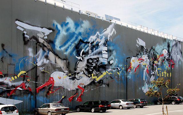 """SEE THE GULLS"" Christchurch NZ"