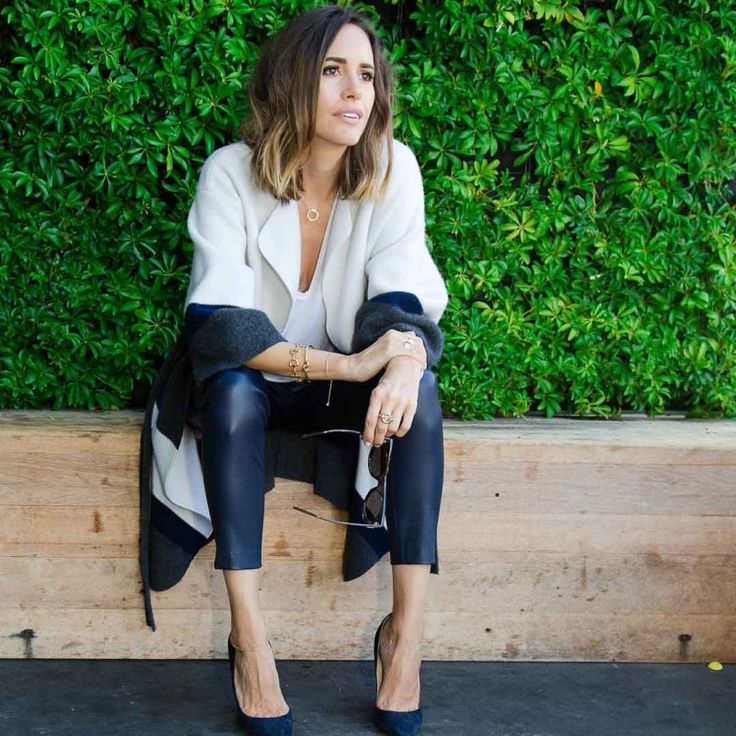 """""""I know it's still summer, but it's time to start spotting a few key pieces to add to your for fall/winter wardrobe."""" - Louise Roe Fall fashion advice for 2015 