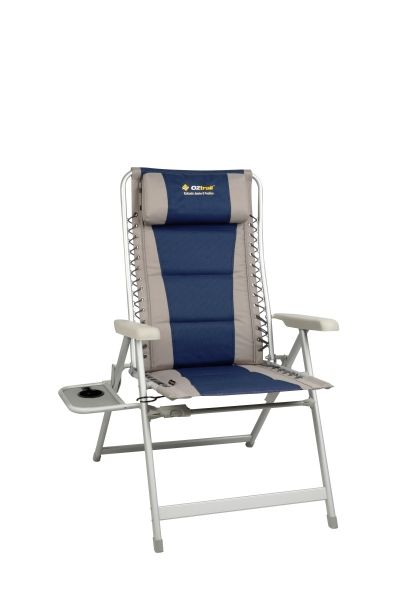 Kakadu Jumbo 8 Position Recliner Chair with Side Table