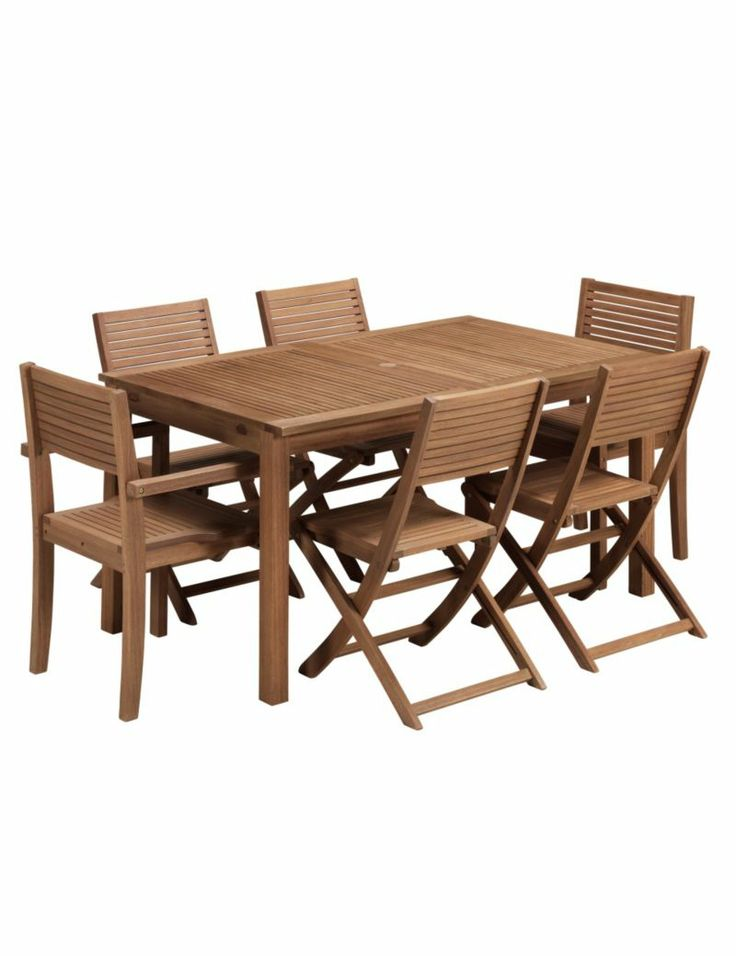 Nordina Extending Dining Table U0026 2 Stack U0026 4 Fold Chairs | Mu0026S Part 88