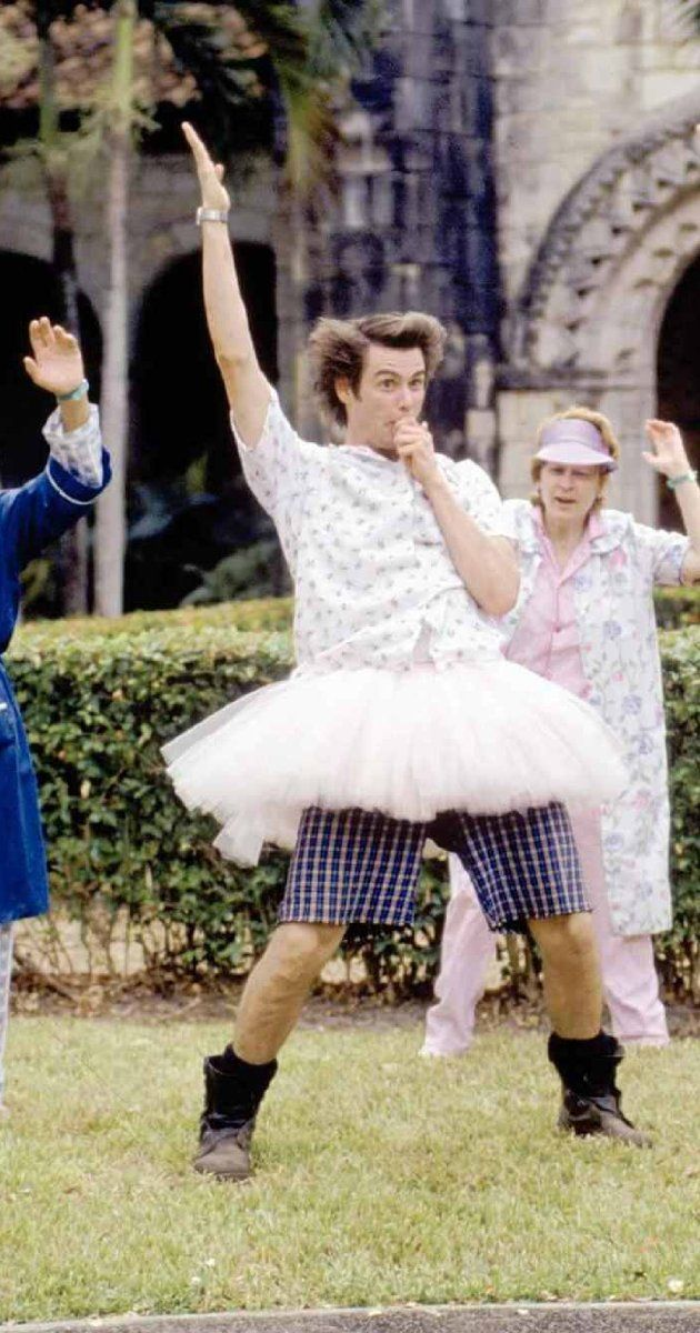 ace ventura ballerina - Google Search