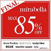 集英社FLAG SHOP デザイナーズ正規通販サイト|mirabella