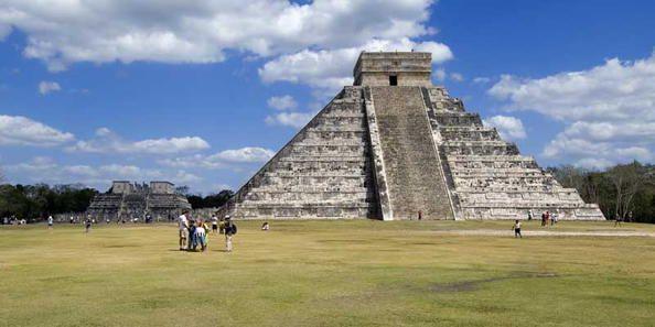 Pre-Hispanic City of Chichen-Itza