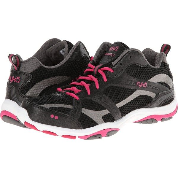 Ryka Enhance 2 Women's Cross Training Shoes, Black ($62) ❤ liked on Polyvore