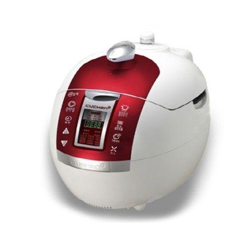 [Cuchen] Cast Iron Rice Cooker Pot CJH-VF1081S IH Self Steam Clean Coat (10Cups )