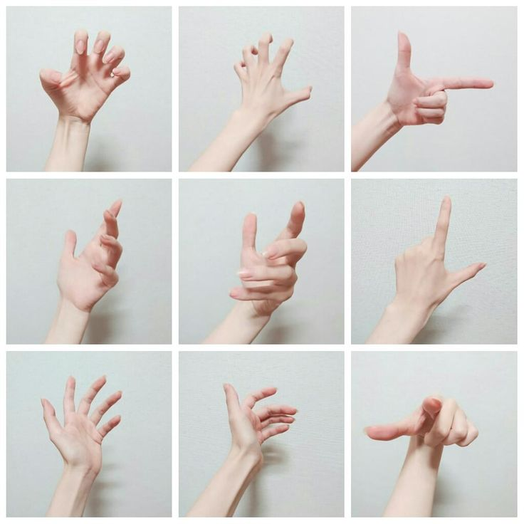 103 best 手の表情資料 images on Pinterest | Anatomy reference, Hand ...