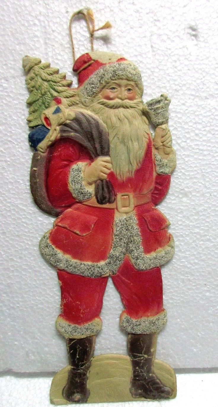 Suggest you 1946 christmas pre santa vintage