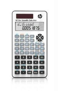 Hewlett-packard Calculators Hp 10s+ Scientific Calculator