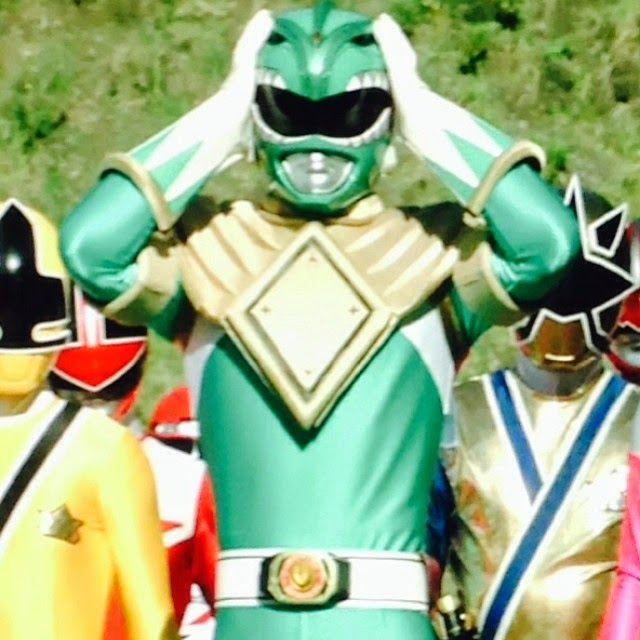 power rangers legendary battle | ... oliver of power rangers fame did adr recording for power rangers super