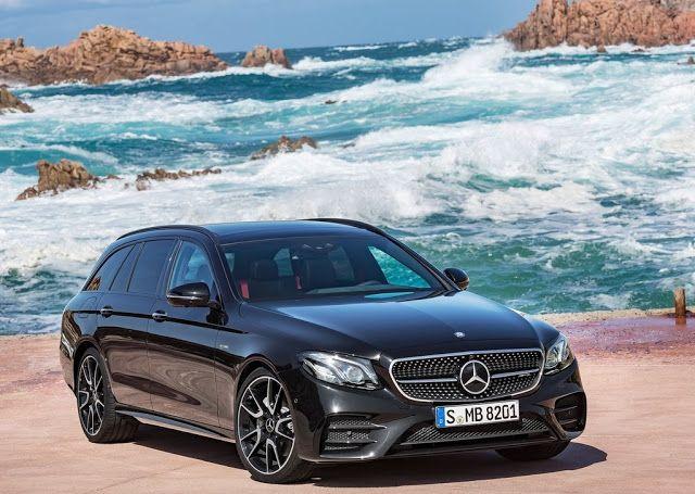 AutoNewCarsBlog: 2017 Mercedes-Benz E43 AMG 4Matic Estate