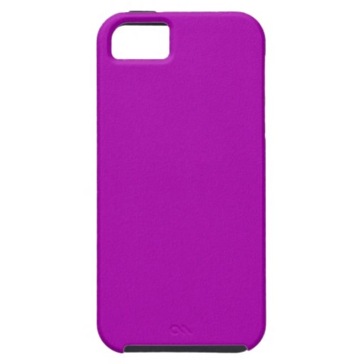 Fuchsia Pattern iPhone 5 Case