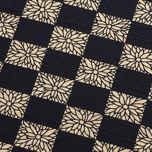 Japanese Furoshiki fabric 江戸千代紙いせ辰チーフ風呂敷5