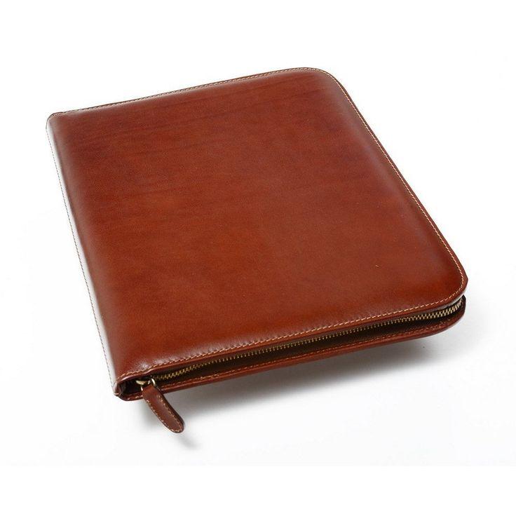 Brown Document Holder