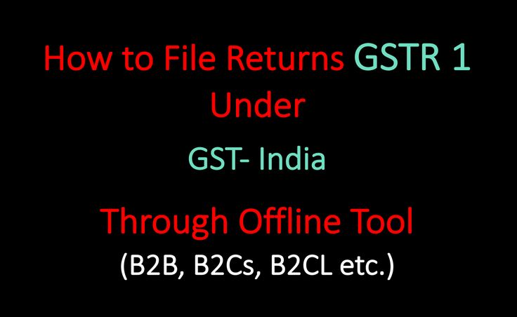 GST- How to file Return GSTR1 Through Offline Tool for B2B, B2CS, B2CL In This Video We Explained you about- How to File Returns GSTR1 Under GST Through Offline Tool For B2B, B2Cs and B2Cl and Debit Credit Note for registered and Unregistered Suppliers.   Follow Us on:  FB/onlinebusinessknowledge  Mail us on : onlinebusinessconsult@gmail.com
