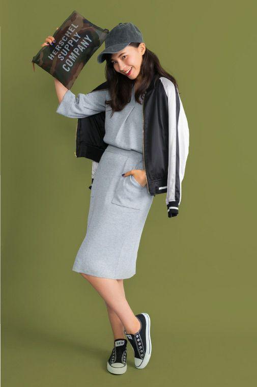 〈ビス〉スタジャンを今年らしく、大人っぽく着こなす! | 2016 Autumn Coordinate | Magazine | COLET CHANNEL
