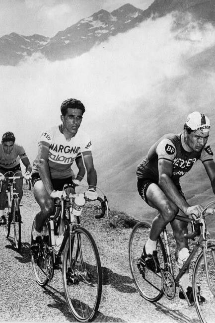 Federico Bahamontes & Raymond Poulidor