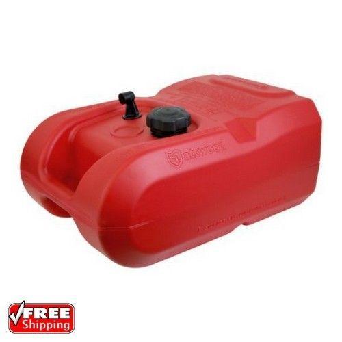 Portable Fuel Tank Outboard Boat Gas EPA CARB Certified 6Gallon Capacity Fuel   eBay Motors, Parts & Accessories, Boat Parts   eBay!