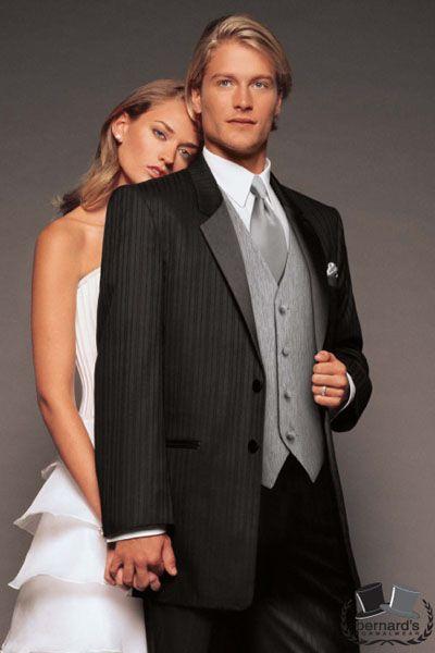 Jean Yves Parisian tone on tone striped Super 100s wool #tuxedo! #bernardstux