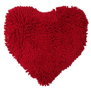 You'll love the My Heart Shaggy Throw Pillow at Wayfair - Great Deals on all Bed & Bath  products with Free Shipping on most stuff, even the big stuff.