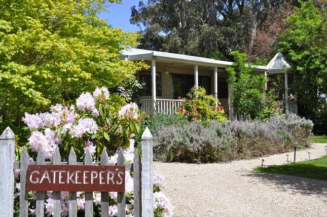 GATEKEEPERS COTTAGE | Daylesford, VIC | Accommodation