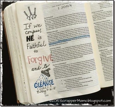 1147 best images about Bible Journaling on Pinterest ...